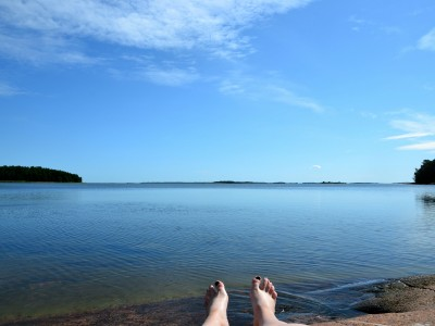 The Getaway: 5 steps back to Sanity in Åland