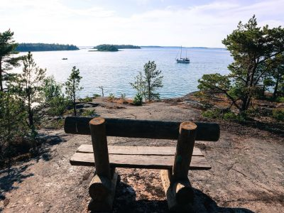 Mindfulness Trip: Cycling the Archipelago Trail